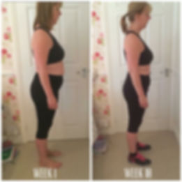 weight loss testimonial, sp personal training
