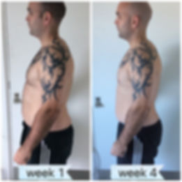 fat loss, testimonial, sp personal training