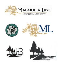 Magnolia Line Logo