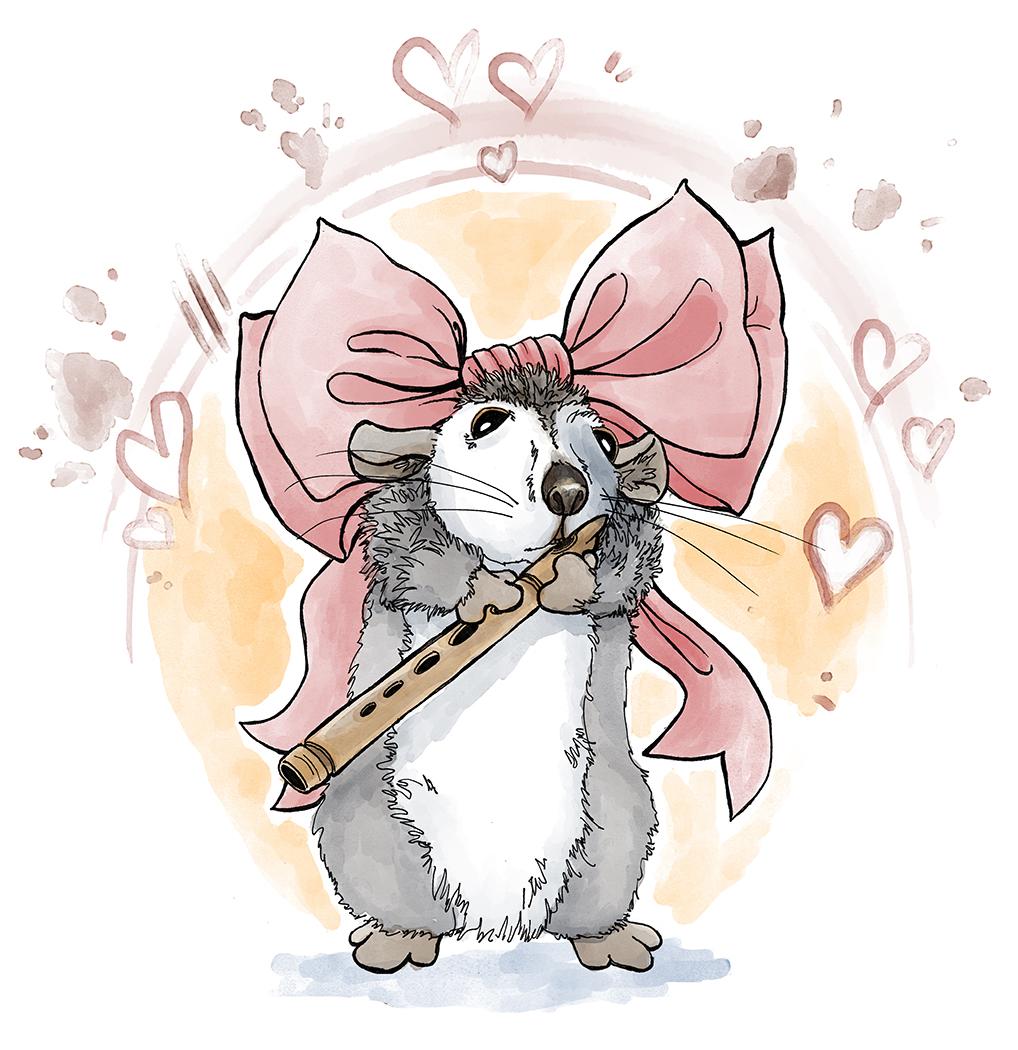 little miss possum 2-2