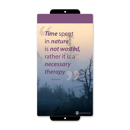 Times spent in nature