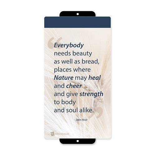Everybody Need Beauty