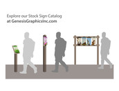 Suggested Stock Sign Installations