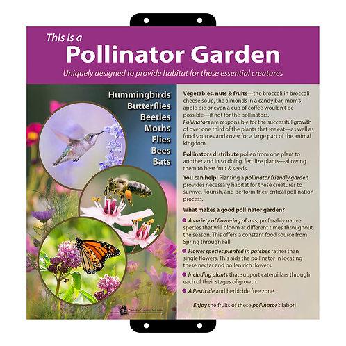 Pollinator Garden 11x11