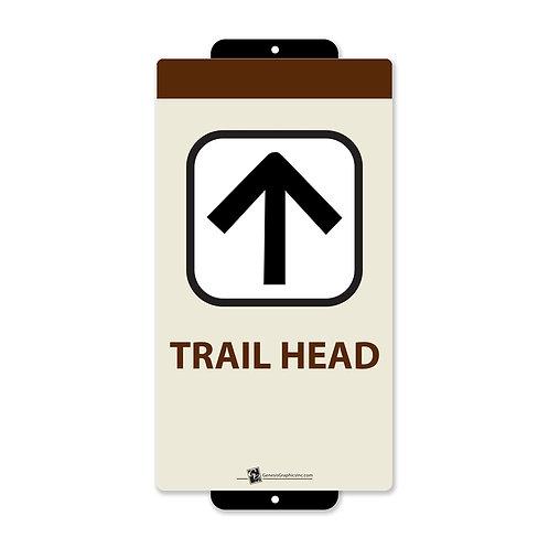Arrow Sign Trail Head