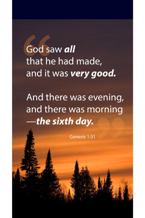 God Saw