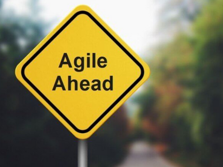COVID-19 Update - New products - Introduction to Agile