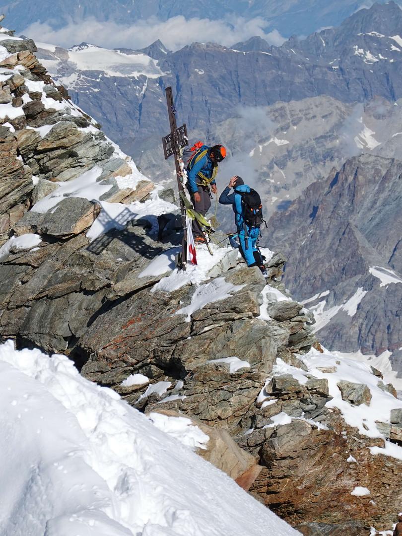Gipfel Matterhorn