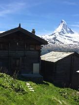 Hütte in Tufternalp