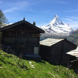 Hütte von Silvia