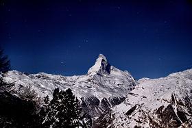 night walkd_Hotel_Capricorn_Zermatt