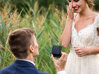 ONLY CRAZY PEOPLE GET ENGAGED WITHOUT DISCUSSING IT FIRST