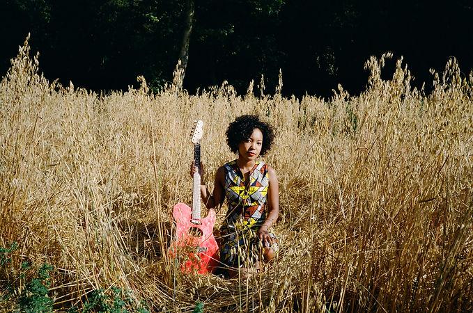 Anita Zengeza Zimbabwean singer