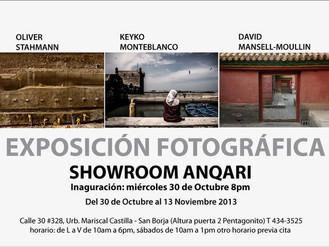 Anqari photography exhibition