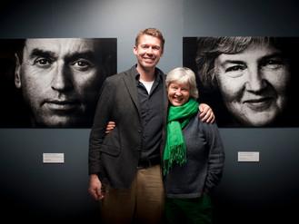 Final exhibition portraits