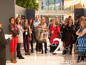 """""""Face 2 Face"""" exhibition reception"""