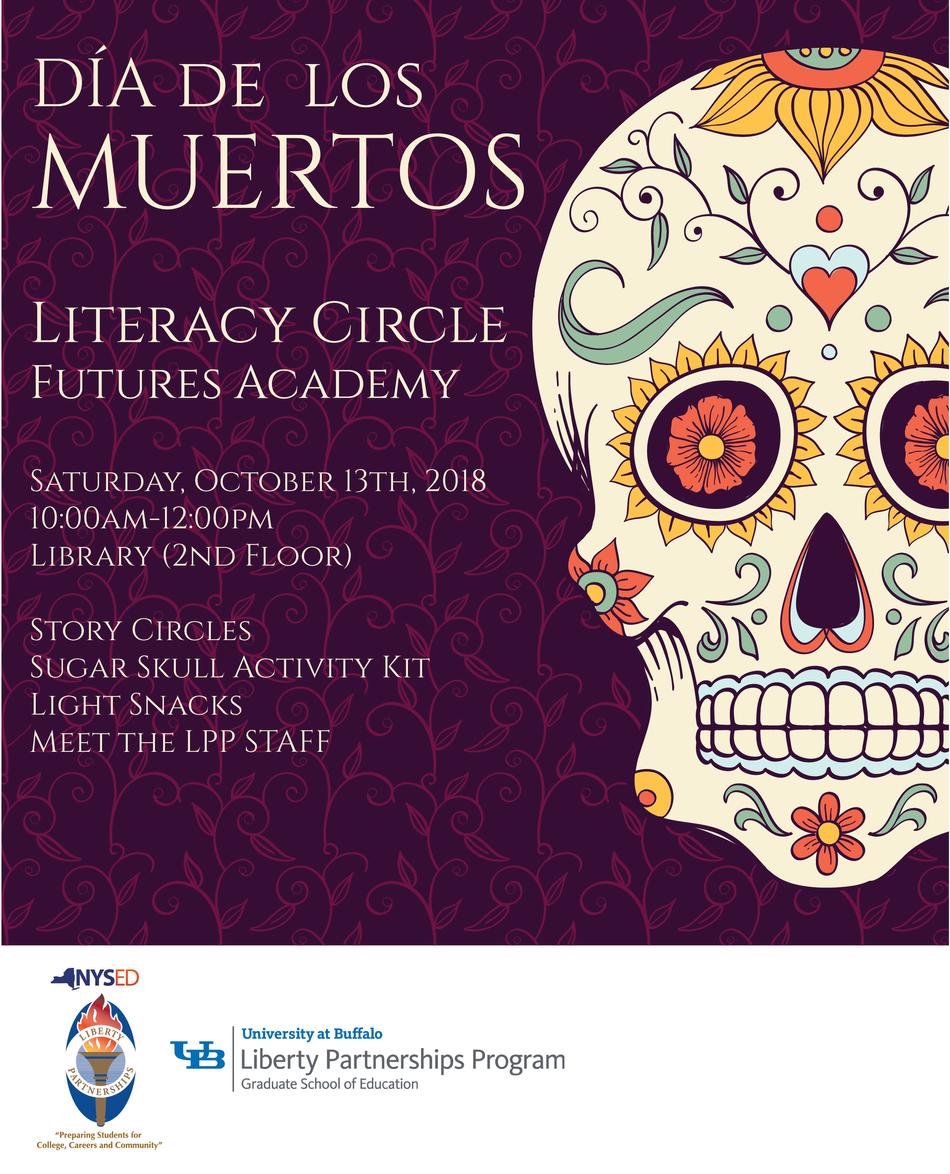 Dia De Los Muertos @ Futures Academy