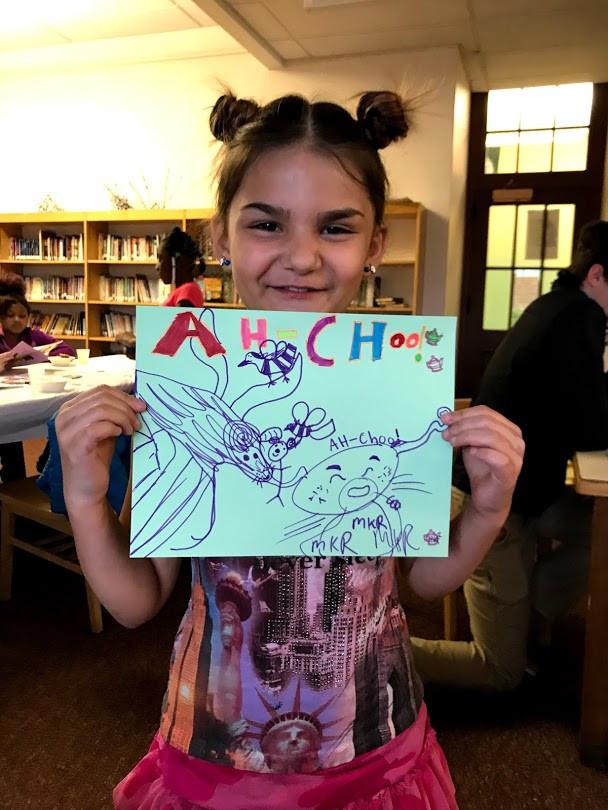 Saturday Academy Literacy Circle 4/28