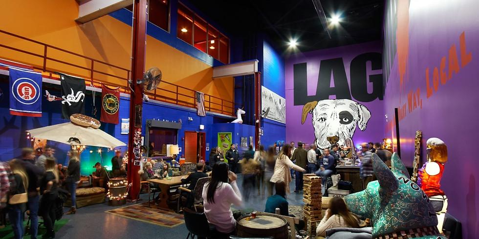CMAC Fundraiser at THE Basement at Lagunitas Brewing Company