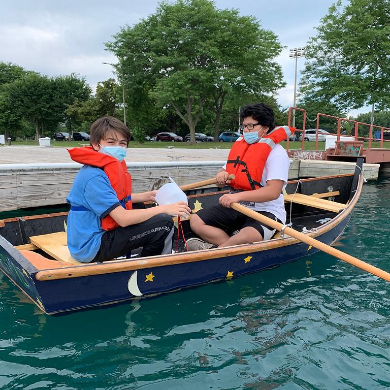 Boating Skills & Marine Ecology Program -- at Corinthian Yacht Club