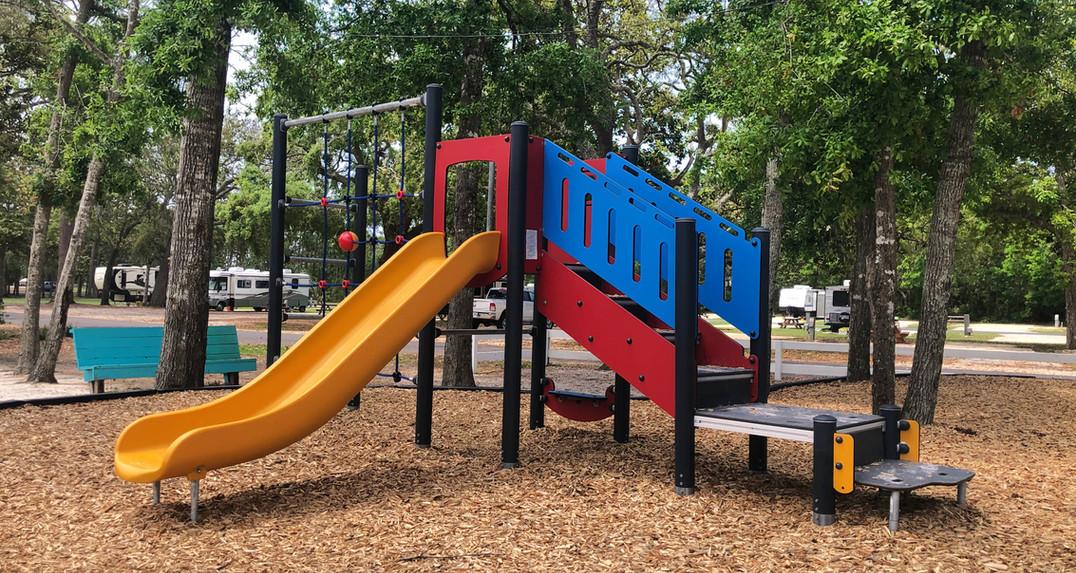 New Park Playground