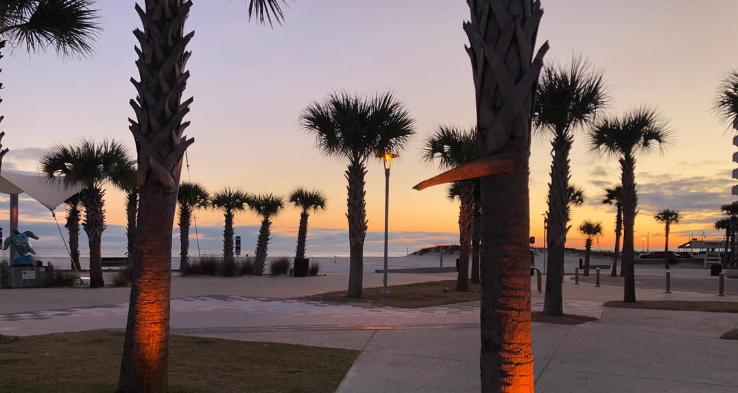 Gulf Shores Public Beach- 3 miles away