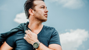 """LUCAS HOGE RELEASES """"LET IT SNOW"""" FEATURING JAMIE O'NEAL"""