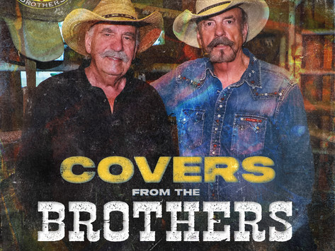 Bellamy Brothers to Release 'Covers From The Brothers' on Oct. 15