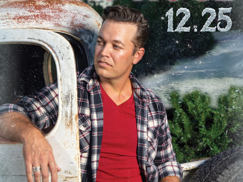 Lucas Hoge Announces Christmas Album 12.25, Now Available for Pre-Order