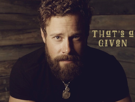"""Lewis Brice Releases """"That's A Given"""""""