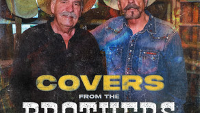 BELLAMY BROTHERS'FIRST-EVER, COVERS-ONLY ALBUM COVERS FROM THE BROTHERS AVAILABLE NOW