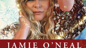 """ACM AWARD WINNER JAMIE O'NEAL SPREADS HOLIDAY CHEER WITH COVER OF """"WHITE CHRISTMAS"""""""