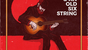 """JACOB BRYANT RELEASES """"DEVIL & AN OLD SIX STRING"""" FROM UPCOMING ALBUM BAR STOOL PREACHER"""