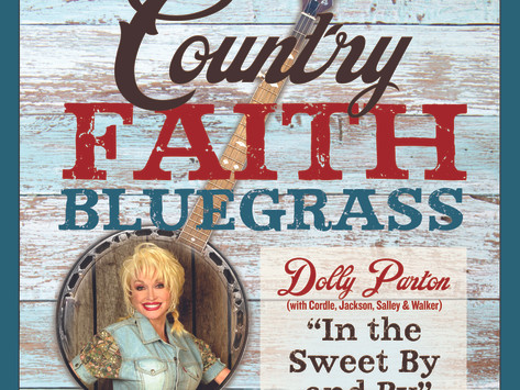 """Available Now: Dolly Parton's """"In the Sweet By and By"""""""