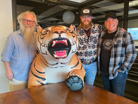 Jacob Bryant Inks Deal With Thirty Tigers And American Roots Records
