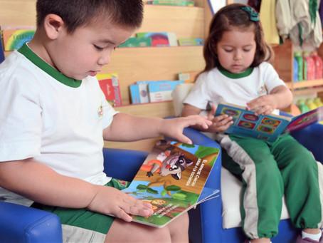 LECTURA DE CUENTOS:  importancia en el desarrollo infantil