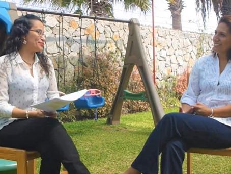 MAESTRO DESCONOCIDO: entrevista a Nadia Yépez