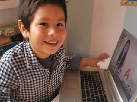 La transformación Digital en Educación Inicial