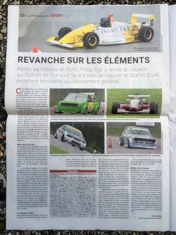 Revue Automobile N° 24/2016