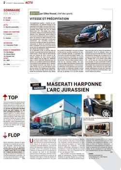 Revue Automobile N° 04/2017