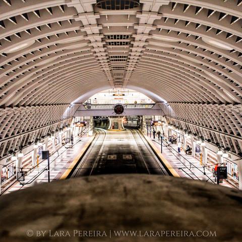 """Pioneer Square Station"""