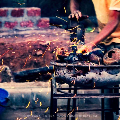 """""""Street Sparks in Goa"""""""