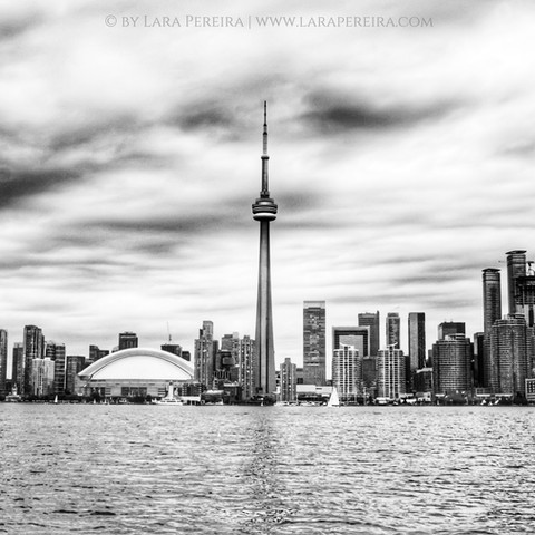 """""""Clouds over Toronto"""""""