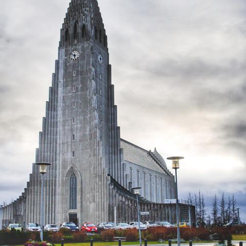 """""""Hallgrímskirkja Church"""""""