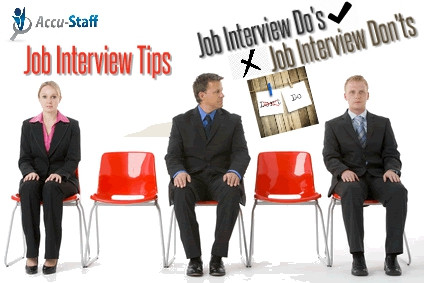 Job Interview Tips☑️❌Job interview Do's and Don'ts☑️❌