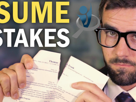 Top Resume Mistakes Made