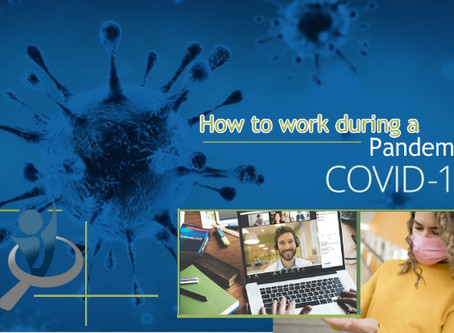 How to work during a Pandemic