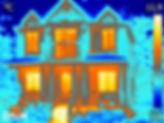 Thermographie: Analyse de l'isolation d'un bâtiment par caméra infrarouge