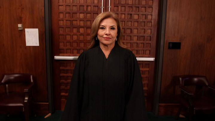 """""""When elected, Justice Dori Contreras will be the first woman Chief Justice on the 13th Court of Appeals and only the second Latina statewide to be elected to be elected Chief Justice to one of the 14 Court of Appeals in Texas."""" . . . . #justicedori"""