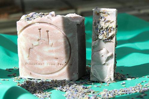 Handmade Lavender Soap - Lunatic
